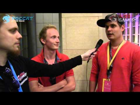 TI3 - MiSeRy- & Ducky interview @ Day 3