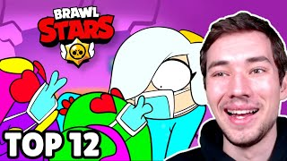 BESTE BRAWL STARS ANIMATION VIDEOS! 😂