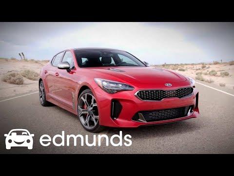 2018 Kia Stinger Review   Test Drive   Edmunds