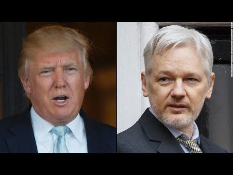 Julian Assange Facing Increased Threat of Extradition to U.S.