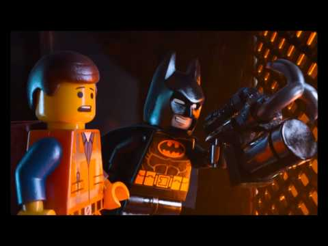The Lego Movie Batman's Song Untitled Self Portrait