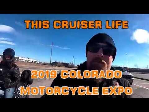 MOTOVLOG: Colorado Motorcycle Expo ride-2019