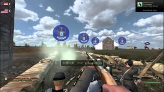 M&B: North & South - Line Battle #5 08.06.13
