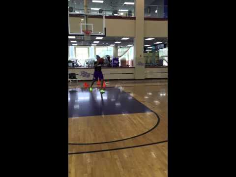 High Point WBB- Post Workouts (Drop step series)