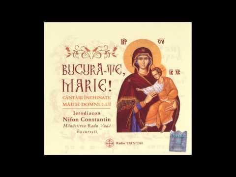 Fecioară curată (Mănăstirea Radu Vodă Bucureşti)