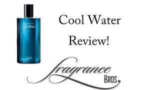 Davidoff Cool Water review!
