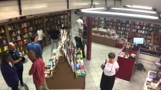 Libreria Marabuk, presentazione del libro su Moana Pozzi