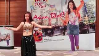 Toppo Top Girl Malaysia - Joleen Heng Audition Video