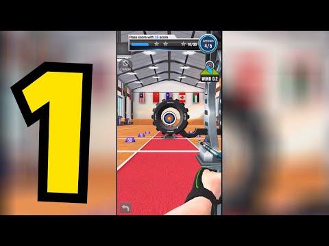 Archery Go - Gameplay Walkthrough Ep 1 - First Impressions | New Games