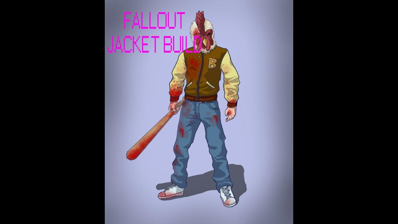Fallout Character Build Jacket Hotline Miami Youtube