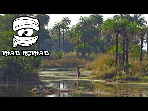 Senegal motorcycle trip - mad nomad