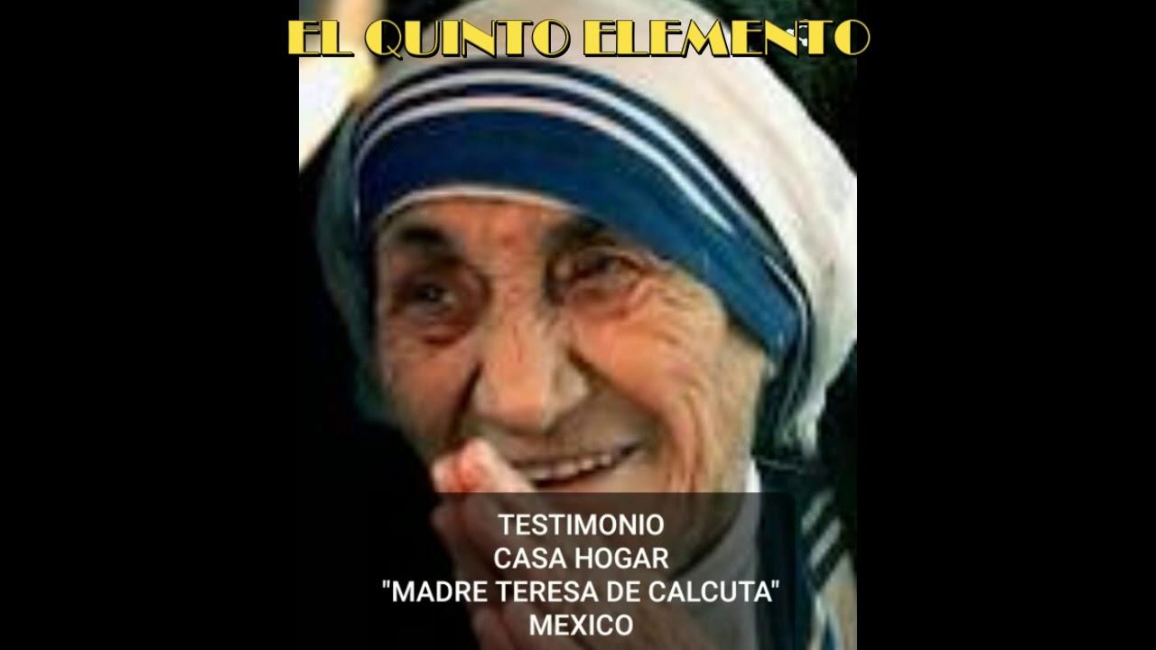 """TESTIMONIO en Exclusiva: CASA HOGAR """"Madre Teresa de Calcuta"""" (Ciudad de Mexico)"""