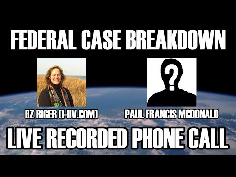 Heather Ann Tucci Case Breakdown - Recorded Phone Call - Paul Francis McDonald & BZ Riger (UPDATED)