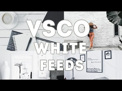How to Make White Bright Theme Using VSCO + Facetune | Easy Tutorial