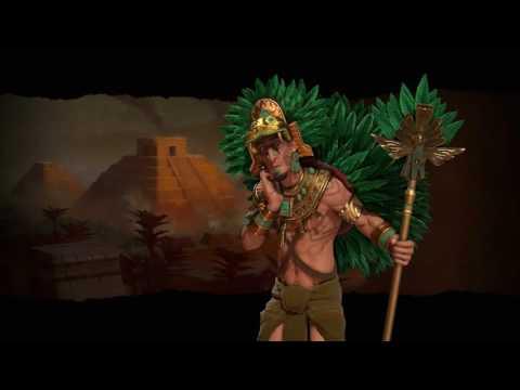 Civ6 Aztec Montezuma Theme music Full