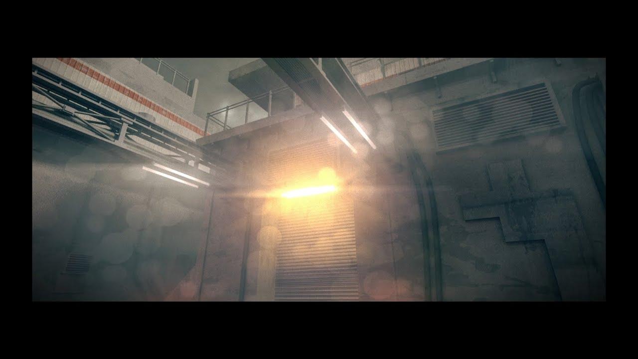 Blender 271 Sci Fi Scene YouTube