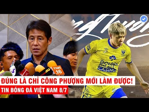 VN Sports 8/7 | Tân HLV Thái Lan chê cầu thủ Thái dữ dội, Công Phượng ghi điểm cực mạnh với Clb Bỉ