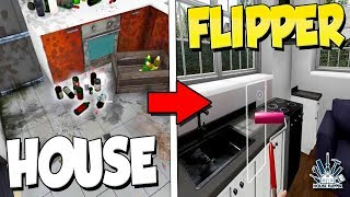 HOW IS THIS HOUSE SO DISGUSTING?! (HOUSE FLIPPER FUNNY MOMENTS #5)