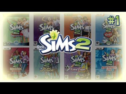 Los Sims 2: Colección definitiva | Parte 1 | Conociendo a los Palacios
