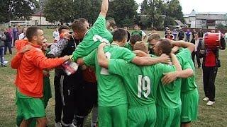 На Коломийщині відбувся фінал Кубка району з футболу