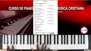 Curso de Piano Musica Cristiana Clase 20 - Ritmo Reggaeton