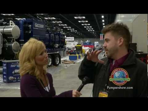 Final Move-In with Brad Bisnette - 2013 Pumper & Cleaner Expo