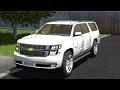 Chevrolet Suburban | Prueba de manejo para TopGear | City Car Driving
