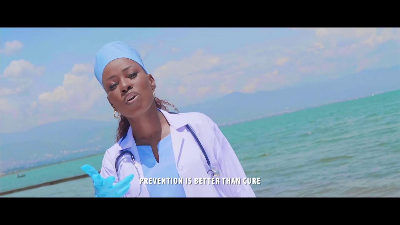 Natacha - CORONA(Covid-19) {Official Video}