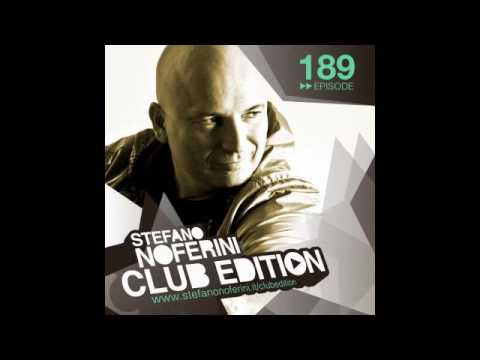 Club Edition 189 with Stefano Noferini