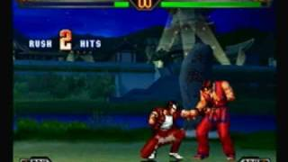 KOF98UM - dazzle dvd recorder & windows movie maker - (test 6)