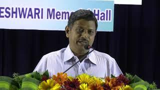 Acu Hr.Devarajan @ Acupuncture  Healers Conference