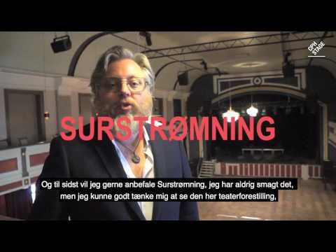 CPH STAGE 2017 - Søren Huss anbefaler