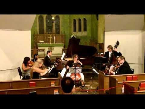 TIMOTHY DURKOVIC: Beethoven Piano Concerto No. 4 (II), Chamber Version