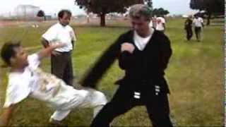 real aikido street fighting real street fight aikido skills