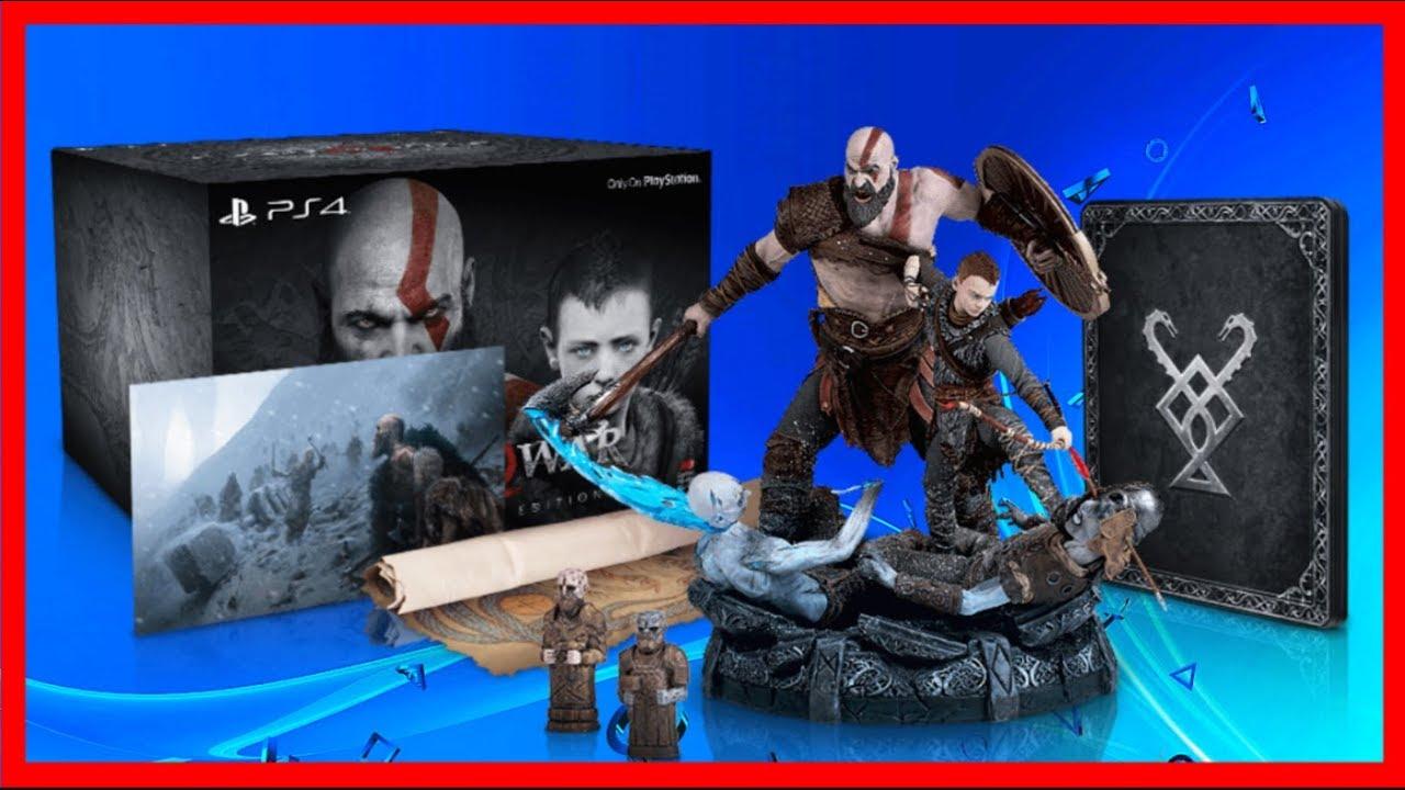 god of war collectors edition vs stone mason