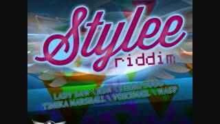 Wasp - Green Light - Stylee Riddim (April 2012)