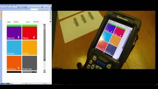 Dynamics Additions Handheld for Warehousing -  Demonstration part 1