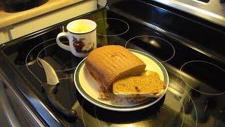 Bread Machine Pumpkin Spice Bread