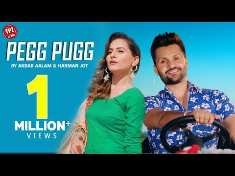 Pegg Pugg Akbar Aalam   Harmanjot (Official Video)   Ft. Bawa Verma & Pooja Thakur