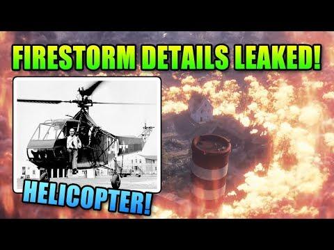 Battlefield V Helicopter - Firestorm Details Leaked!