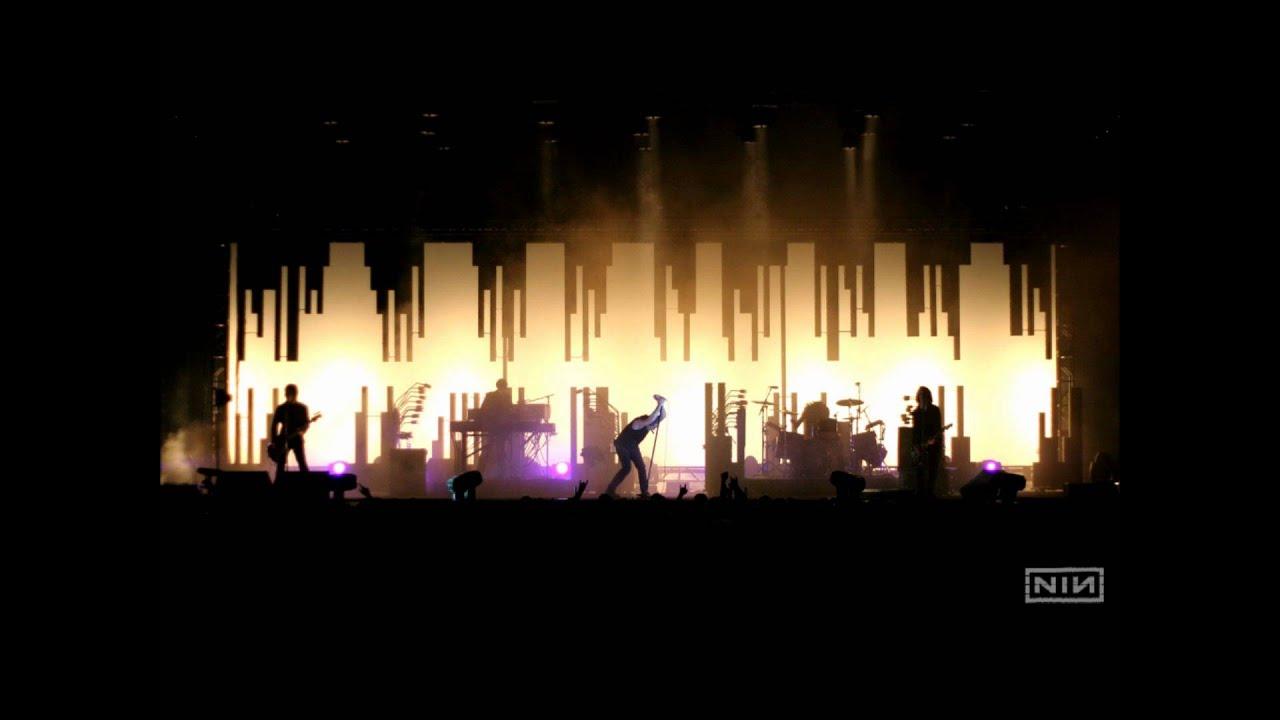 Nine Inch Nails - Burn (live)