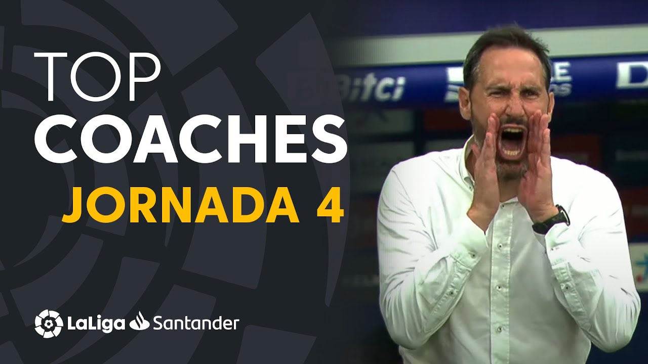 LaLiga Coaches Jornada 4: Míchel, Simeone & Carlo Ancelotti