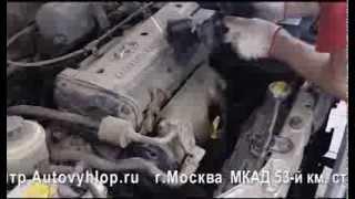 Замена катализатора и гофры на Hyundai Accent. Установка универсального катализатора.(, 2013-08-15T23:06:34.000Z)