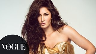 Golden Girl : Katrina Kaif | Photoshoot Behind-the-Scenes | VOGUE India