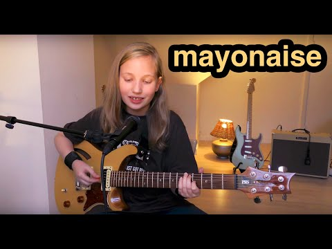 Mayonaise - The Smashing Pumpkins (cover W/ Tabs)