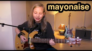 Mayonaise - The Smashing Pumpkins (cover w/ tabs)