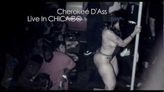 Cherokee D'Ass Live In Chicago | Shot By @AZaeProduction