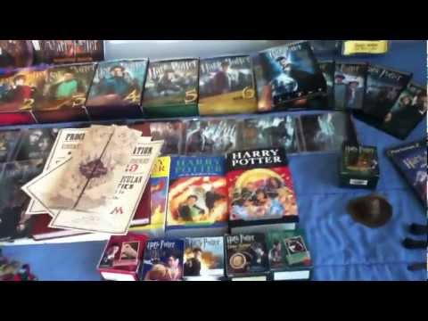 my-crazy-harry-potter-collection---books/cds/dvds/wands/toys!