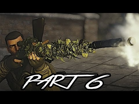 Sniper Elite 4 Campaign Walkthrough Part 6 Harbour Master