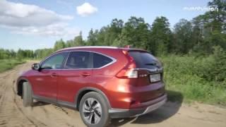 Тест драйв 2015 Honda CR-V